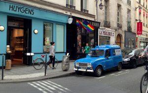 Quartier Gay - Le Marais