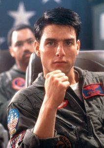 Tom Cruise - Période Top Gun - 1986