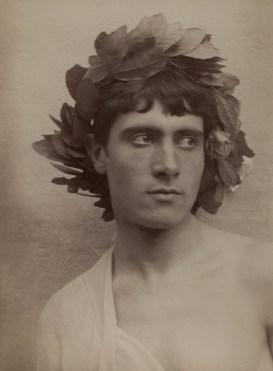 La mythologie grecque selon Von Gloeden