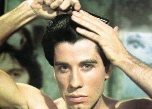 John Travolta et ses cheveux