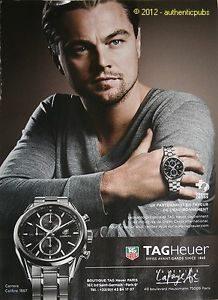 Léo vendant des montres