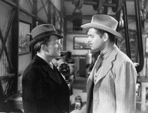 Clark Gable et Spencer Tracy - la fièvre du pétrole 1940
