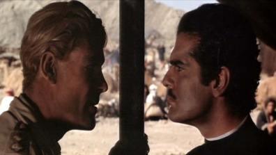 Peter O'tool et Omar Sahrif - Lawrence d'Arabie 1962
