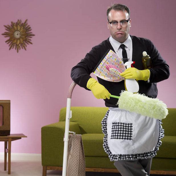 Homme de ménage
