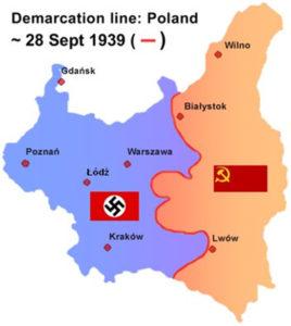 Pologne 1939 - Quel camp choisir