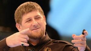 Ramzan Kadyrov, président rouquin de la Tchetchénie