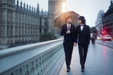 Romance London - photo de Braden Summers
