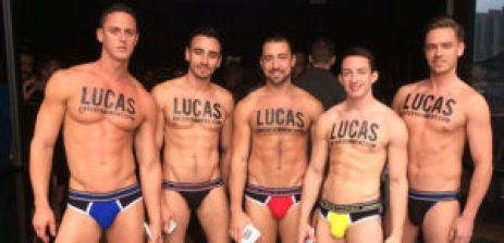 Acteurs - Lucas Entertainment