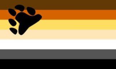 Drapeau de la communauté internationale des ours