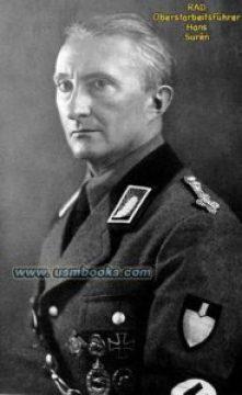 Hans Surén en uniforme Nazi