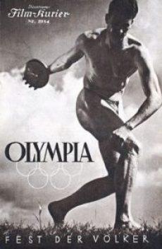 Les dieux du stade - Olympia 1936