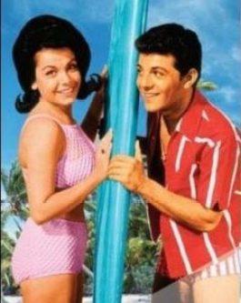 Frankie Avalon & Annette Funicello