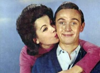 Tommy Kirk & Annette Funicello