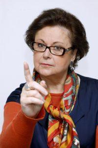 Christine Boutin prévient