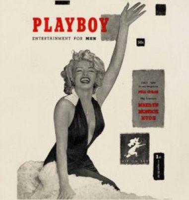 Premier numéro de playboy - Décembre 1953