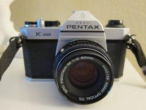 Pentax K1000 35mm