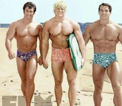Chet Yorton - Dave Draper - Arnold Schwarzenegger