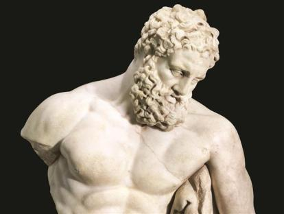 Hercules - Statue