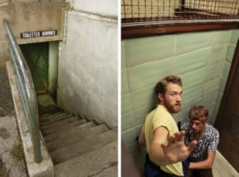 Public Toilets, Private Affairs - Photographe Marc Martin 3