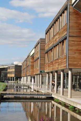 Class Accommodation, Nottingham University, Nottingham