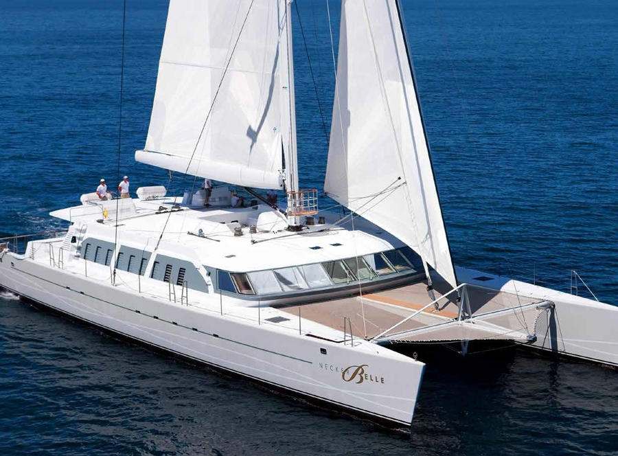 105′ CNM Catamaran 2003