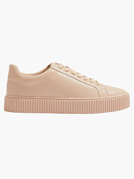 country road womens sneakers pink blush