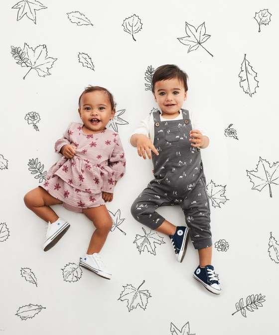 New winter baby clothes
