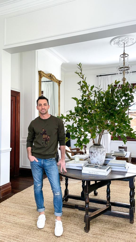 Steve Cordony at home