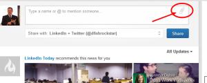 linkedin-status-updates