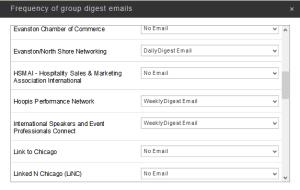 Digest Email - LinkedIn 12-15-14
