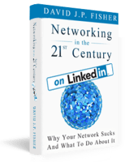 Networking on LinkedIn Cover