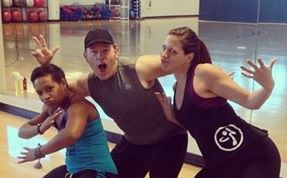 zumba party cropped