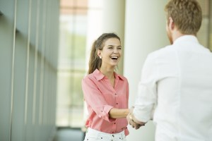 A Simple Step that Helps Millennials Start Professional Conversations