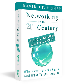networking in the 21st century for solopreneurs cover