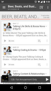 B3 screenshot