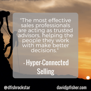 Hyper-Connected Selling Idea #20