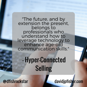 Hyper-Connected Selling Idea #3