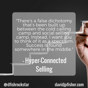 Hyper-Connected Selling Idea #35