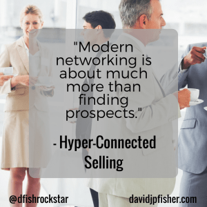 Hyper-Connected Selling Idea #36