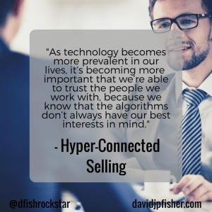 Hyper-Connected Selling Idea #42