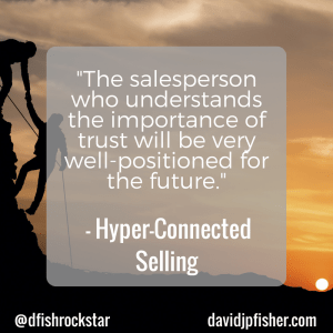 Hyper-Connected Selling Idea #43