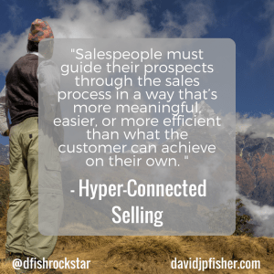 Hyper-Connected Selling Idea #9