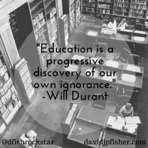 Educate Yourself