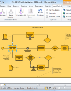 Multiple selection methods for visio diagrams bvisual people interested in microsoft also rh blogisual