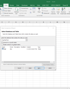 Select also aliasing data columns for visio organization chart wizard bvisual rh blogisual