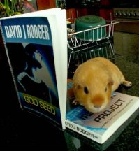 Fans of David J Rodger science fiction fantasy author and RPG creator 11