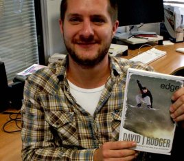 Fans of David J Rodger science fiction fantasy author and RPG creator 17
