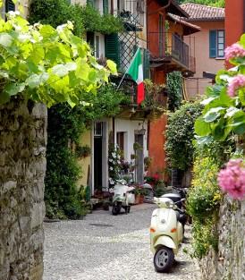 Belagio Lake Como Italy