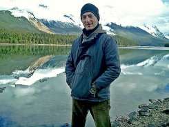 2003 - Djr - Lake Maligne Rocky Mountains Canada