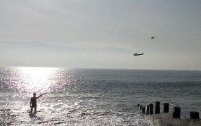 2011 - Djr - Hayling Island waving hellooo